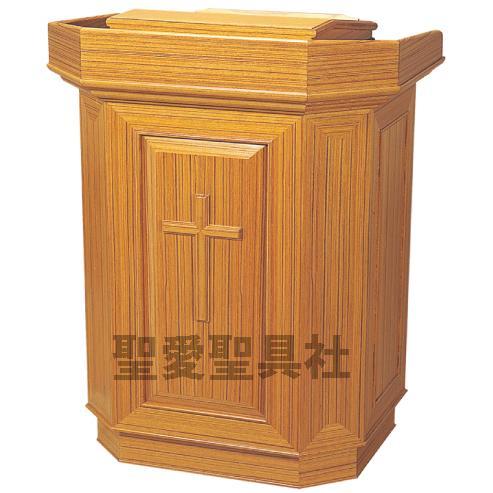 講壇 K-002 教会家具 教会用品 説教·講演·講義 説教台 講演台