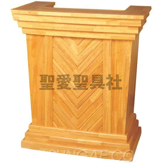 講壇 K-033 教会家具 教会用品 説教·講演·講義 説教台 講演台