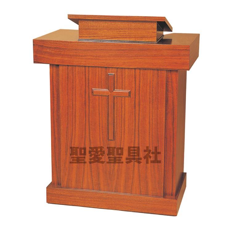講壇 K-182 教会家具 教会用品 説教·講演·講義 説教台 講演台