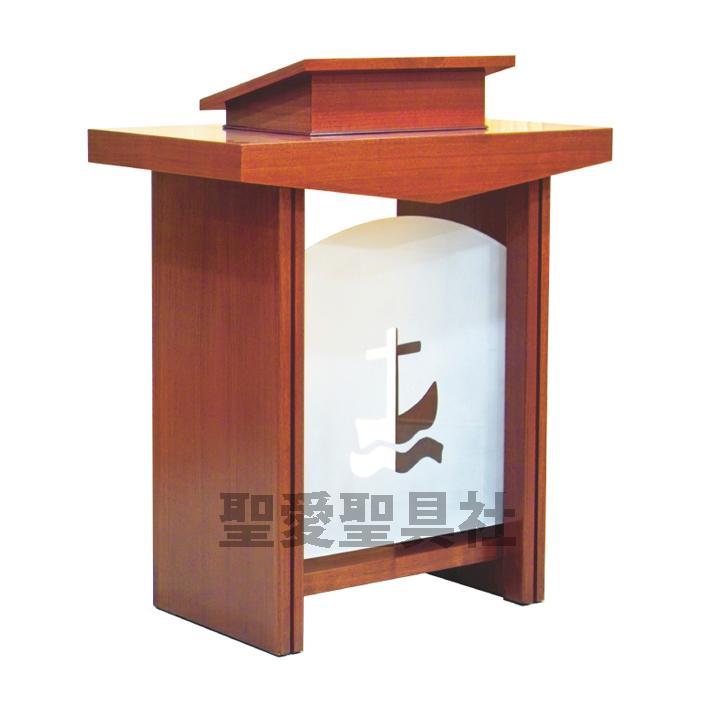 講壇 K-211 教会家具 教会用品 説教·講演·講義 説教台 講演台