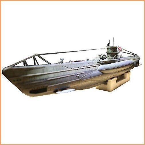 ARKMODEL単一ピストンアセンブリ潜水艦モデルキット愛好家を含む1/48ドイツVIIC海底カプセルシングルピス
