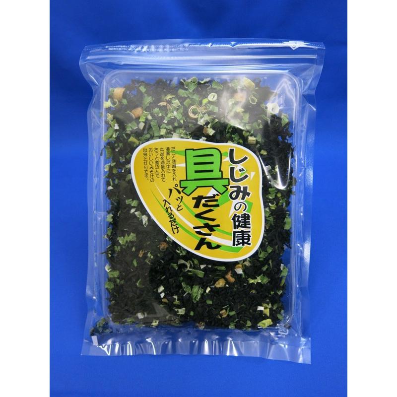しじみ汁の具 90g|sakatareitou