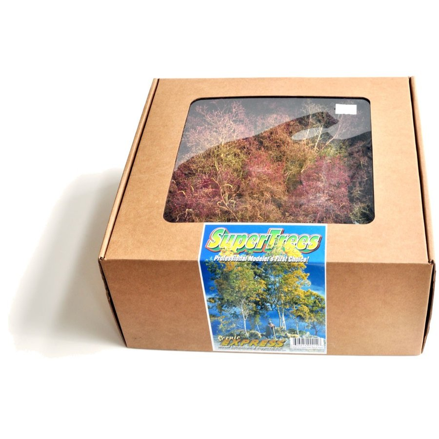 オランダドライフラワー(スーパーツリー Super Trees) :シーニックエクスプレス キット ノンスケール 214 sakatsu 04