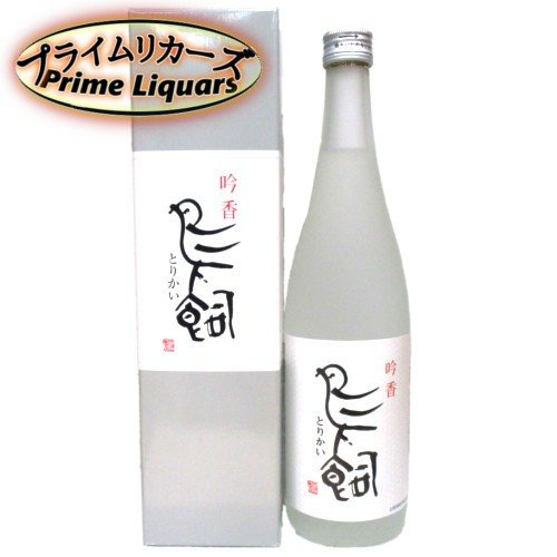 吟香 鳥飼 720ml|sake-abc