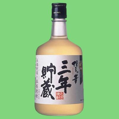 博多の華 樫樽三年貯蔵 麦焼酎 25度 720ml(●1)(2)|sake-first