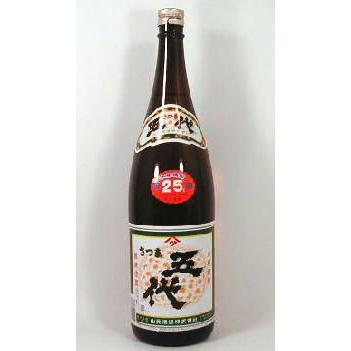山元酒造 芋焼酎 五代 1800ml|sake-gets
