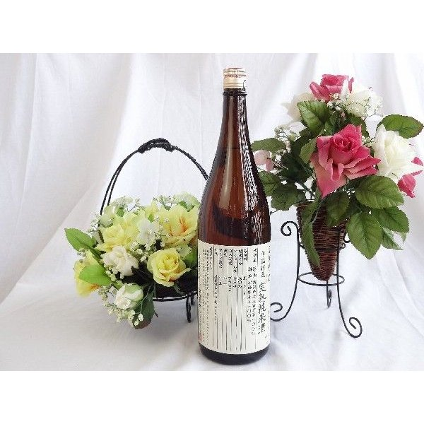 年に一度の限定醸造 完熟純米ひやおろし 越後杜氏の里 1800ml (新潟県)|sake-gets