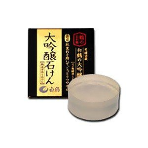 白鶴 鶴の玉手箱 大吟醸石鹸×10個