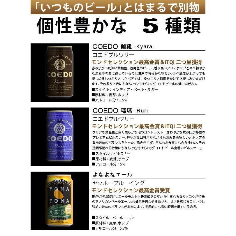 モンドセレクション夢の金賞ビール飲み比べ 5種10本ギフトセット 350ml×10本 sake-gets 02