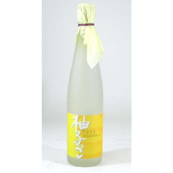 12本セット 柚子っこ ゆずリキュール 500ml×12本 sake-gets