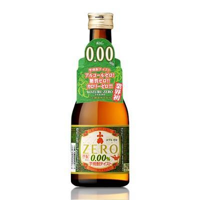 ノンアルコール焼酎 小鶴ゼロ300ml×2本 瓶 小正醸造(鹿児島)|sake-gets