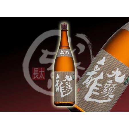 九頭龍 逸品 1800ml|sake-inacho