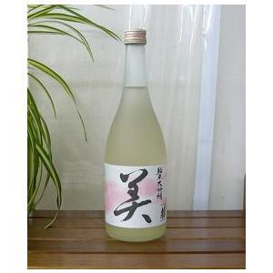 蓬莱泉 美 優しい香りと甘さの純米大吟醸 720ml 化粧箱入り(クール便) sake-kurimoto 02
