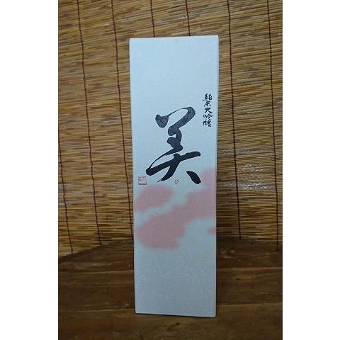 蓬莱泉 美 優しい香りと甘さの純米大吟醸 720ml 化粧箱入り(クール便) sake-kurimoto 03