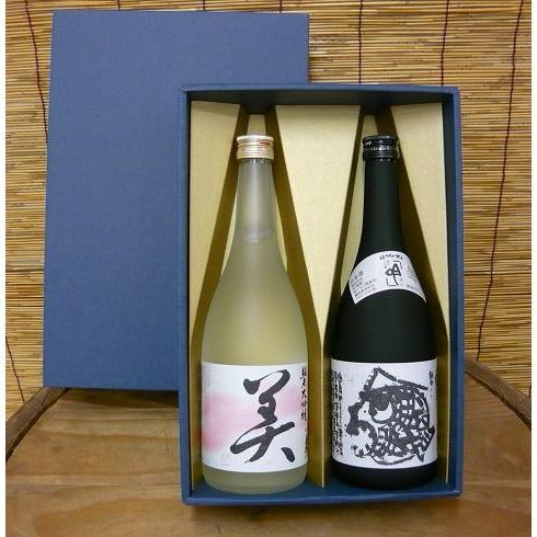 蓬莱泉 吟と美 720ml2本(箱入り)ギフトセット(クール便)|sake-kurimoto|02