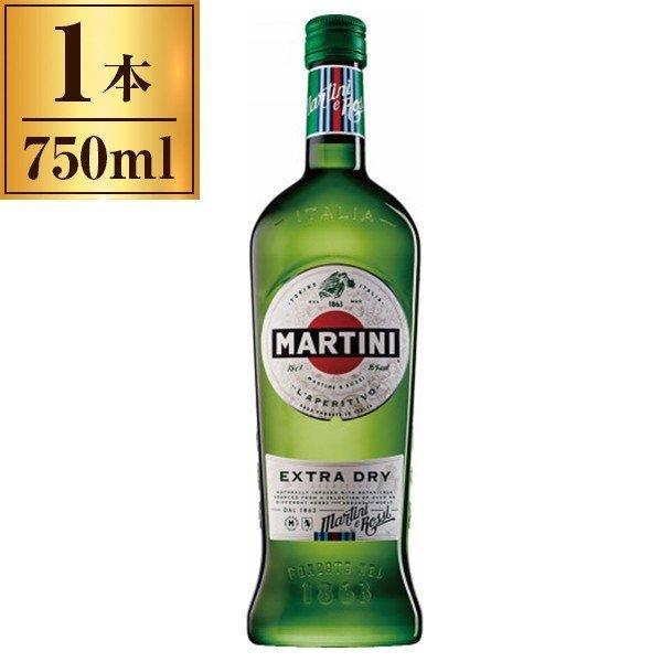 マルティーニ ヴェルモット エキストラドライ 750ml|sake-premoa