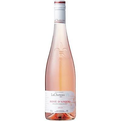 ラシュトー ロゼ・ダンジュ 〈750ml〉〈ロゼワイン〉|sake-super-dry