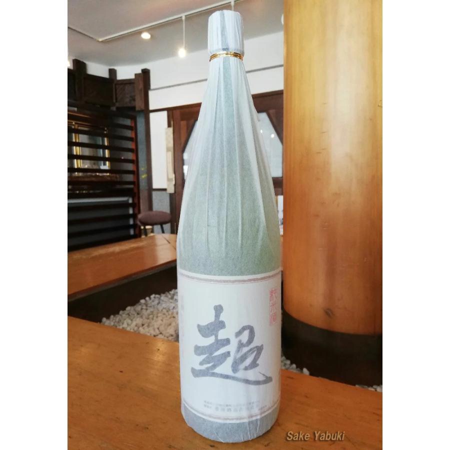 東豊国 純米酒 超 1.8L 豊国酒造  福島/古殿  sake-yabuki 02