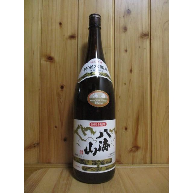 日本酒 八海山 本醸造 1,800ml|sake-yukigura
