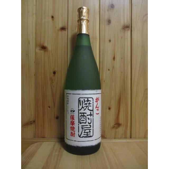 芋焼酎 がんこ焼酎屋 1,800ml|sake-yukigura