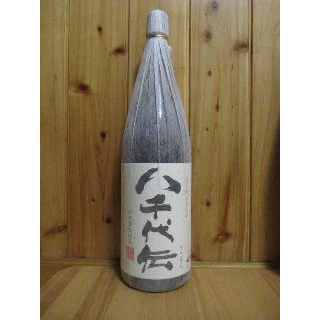 芋焼酎 八千代伝 白 1,800ml sake-yukigura 02