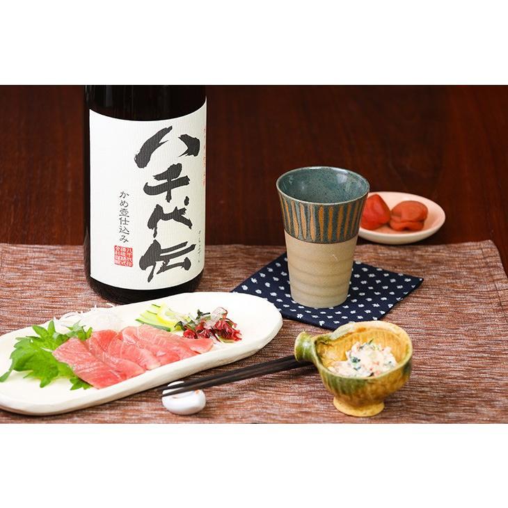 芋焼酎 八千代伝 白 1,800ml sake-yukigura 03