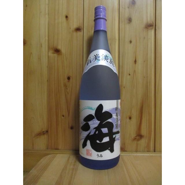 芋焼酎 海 1,800ml|sake-yukigura|02
