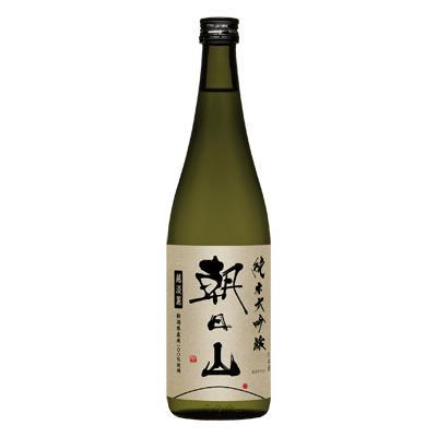 日本酒 新潟 朝日山 純米大吟醸 越淡麗 720ml   sakeasanoya