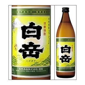 25度 白岳 900ml瓶 米焼酎 高橋酒造 熊本県 化粧箱なし|sakedondon
