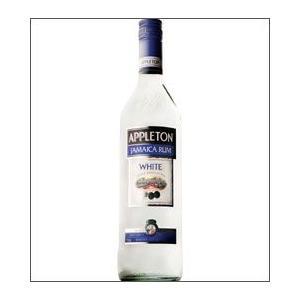 《取寄商品》40度 アプルトン ホワイト 750ml瓶 ジャマイカンラム アプルトン社|sakedondon