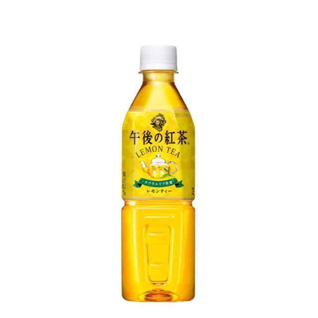 [飲料]2ケースまで同梱可 キリン 午後の紅茶 レモンティー 500PET 1ケース24本入り(500ml 自販機用 手売り可)KIRIN sakemakino