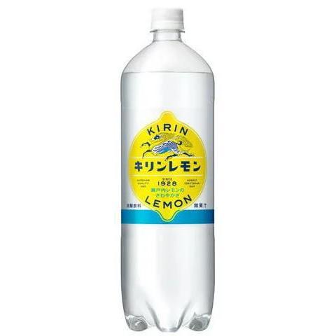 [飲料]2ケースまで同梱可 キリン キリンレモン 1.5LPET 1ケース8本入り(1500ml 炭酸)KIRIN|sakemakino