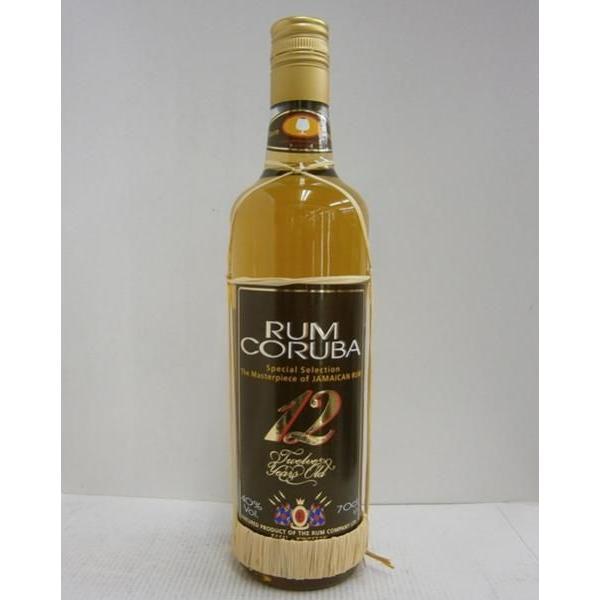 コルバ12年 ジャマイカラム 40% 700ml ラム酒