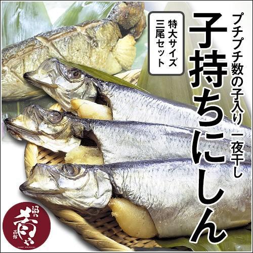 子持ち にしん  (特大サイズ×3尾セット)/ 焼き魚 おかず セット 酒の肴 数の子|sakenosakana