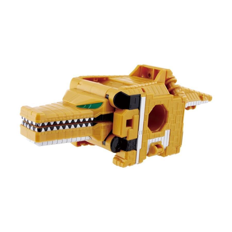 動物戦隊ジュウオウジャー ジュウオウキューブ7 動物合体 Dxキューブ