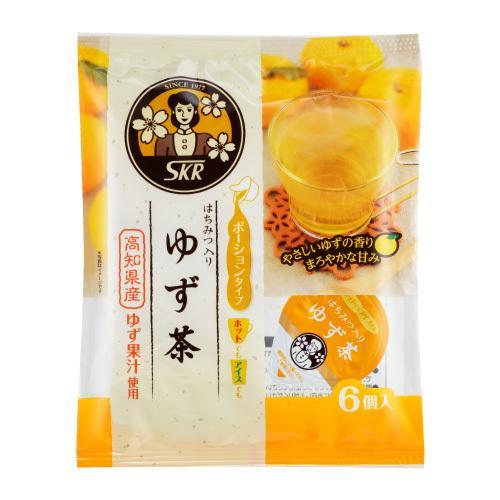 ゆず茶ポーションタイプ6袋   sakura-an
