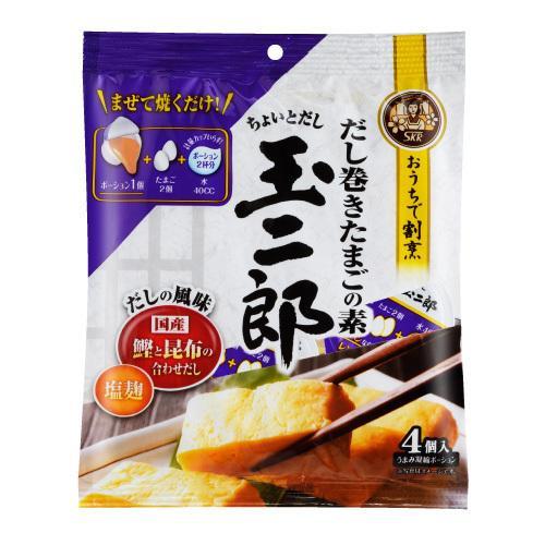 だし巻きたまごの素玉二郎5袋 sakura-an