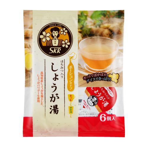 しょうが湯ポーションタイプ 6袋 sakura-an