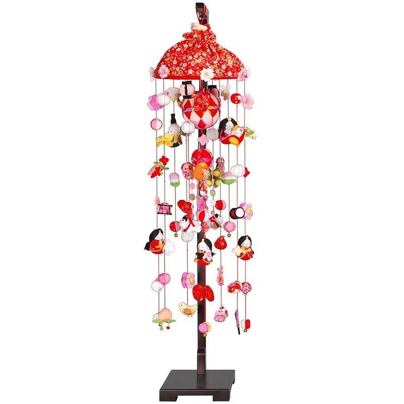 吊るし飾り 華まりびな 大 sb3-hmb-d