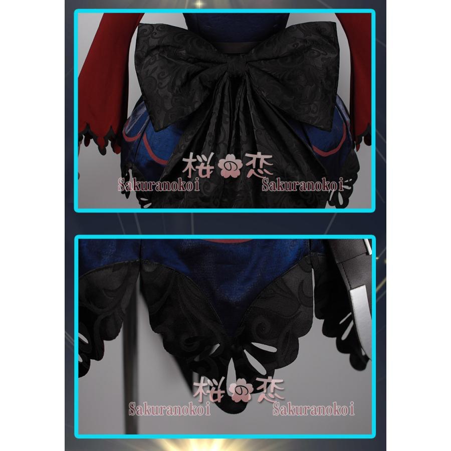 ウマ娘 コスプレ プリティーダービー ライスシャワー コスプレ 衣装 全員 cosplay イベント パーティー cosplay 変装 仮装 iw610|sakuranokoi|06