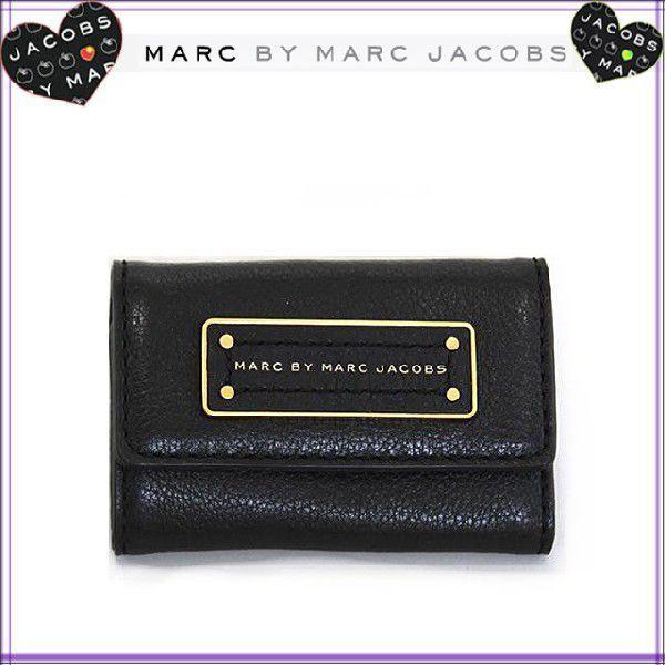 品質保証 MARC BY MARC JACOBS/マークバイマークジェイコブス 新作 6連キーケース レザー 鍵 ブランド Classic Q, 東京LaLaコンタクト 1423ec29