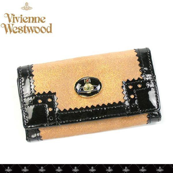 【2018最新作】 ヴィヴィアンウエストウッド Vivienne Westwood キーケース 32170 BROGUING KC SALMON 新作, キクチシ 2063c62e