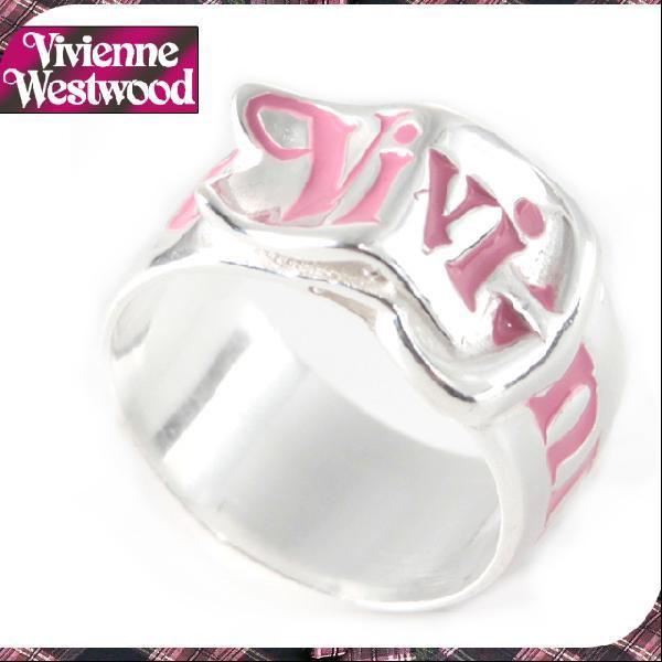 経典 ヴィヴィアン ウェストウッド ベルトリング シルバー ライトピンク M(約13号) 指輪 レディース メンズ 【Vivienne Westwood】, 石井町 d392b4ac