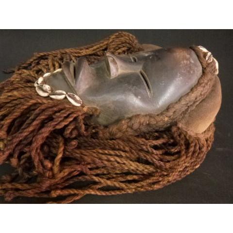 ダンマスク/アフリカ/アンティーク/マスク/木彫り/彫刻/木彫品/仮面/民族/ハンドメイド/翌日発送|salama-africa|03