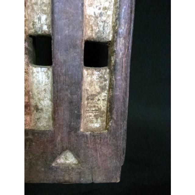 ドゴンマスク/アフリカ/アンティーク/マスク/木彫り/彫刻/木彫品/仮面/民族/ハンドメイド/翌日発送|salama-africa|03