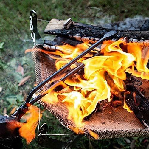 TEOGONIA/テオゴニア Fireplace Tongs/ファイヤープレーストング【63495】バーベキュー 炭ばさみ 薪ばさみ sallow 06