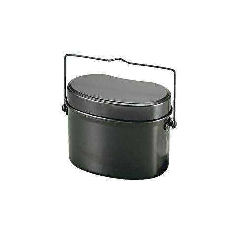 キャプテンスタッグ(CAPTAIN STAG) バーベキュー BBQ用 炊飯器 林間兵式ハンゴー 4合炊きM-5545|sallow