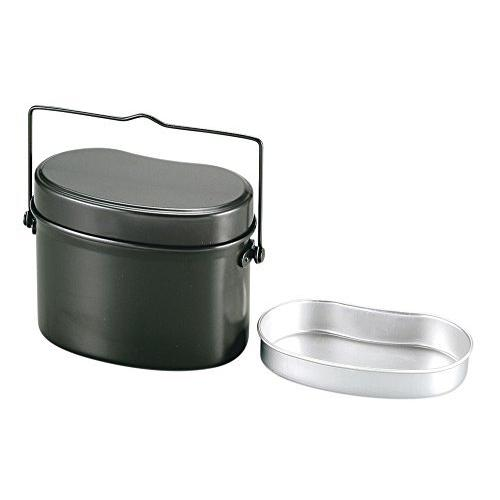キャプテンスタッグ(CAPTAIN STAG) バーベキュー BBQ用 炊飯器 林間兵式ハンゴー 4合炊きM-5545|sallow|02
