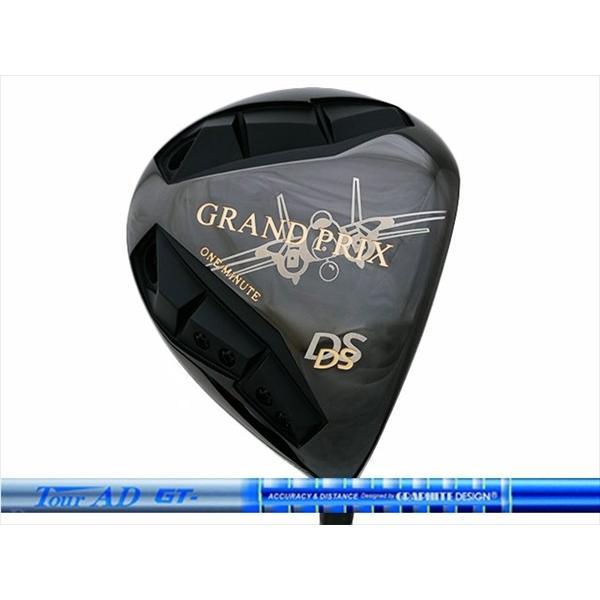 GRAND PRIX (グランプリ) ONE MINUTE DS ドライバー Tour AD GTシャフト