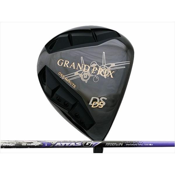 GRAND PRIX (グランプリ) ONE MINUTE DS ドライバー ATTAS G7 (ジーセブン)シャフト